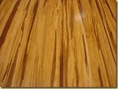 plancher en bambou