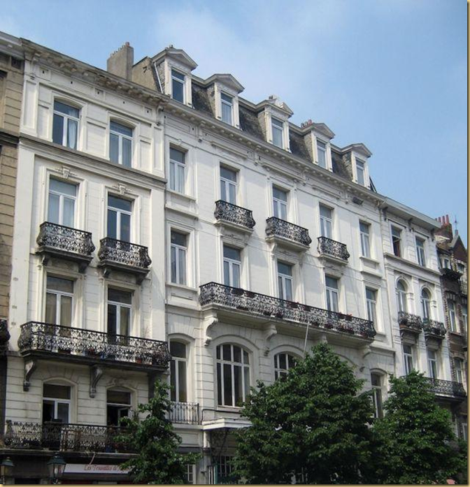 Bruxelles- immobilier neuf ou ancien, lequel choisir