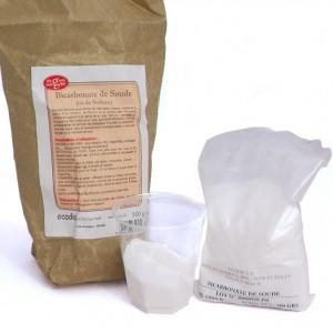 Le bicarbonate de soude pour le nettoyage